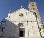 Il fronte della Cattedrale