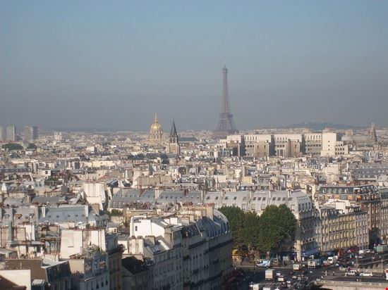 46971 latorre eiffel vista da notre dame parigi