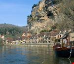 La Roque-Gageac en France