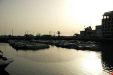 tramonto a Faro