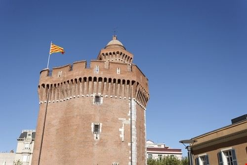 Castillet à Perpignan