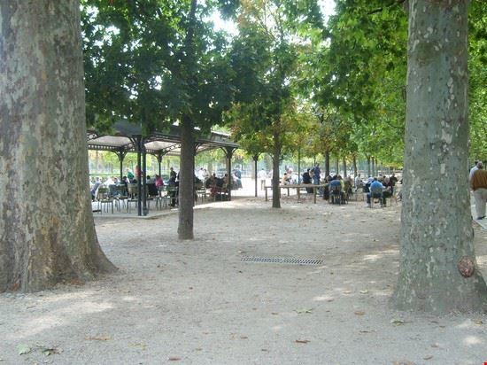 Giardini di Luxembourg:flash back del passato