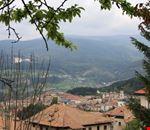 Vista di Malosco