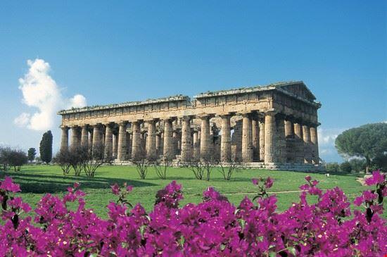 tempio di hera paestum capaccio