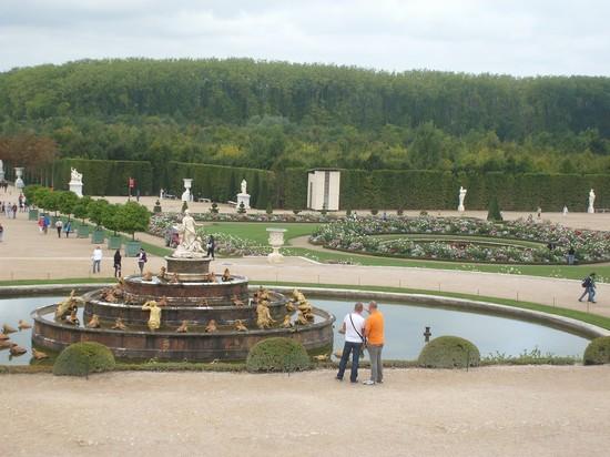 Foto giardini di francia di national geographic