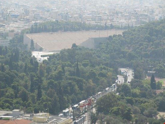 47218 atene antico stadio ateniese
