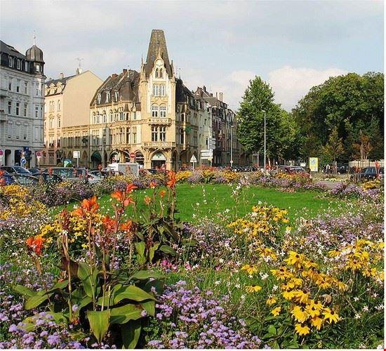Thionville, en Moselle
