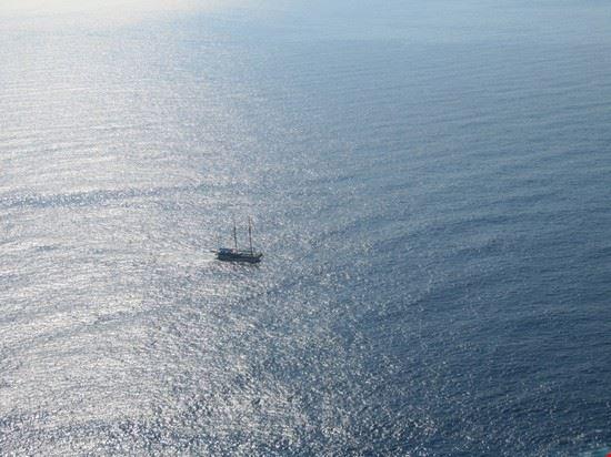 Il mare blu di Kastelorizo