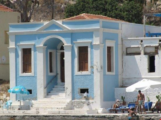 Casa ritratta nel film Mediterraneo