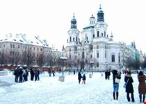 inverno a praga praga cz