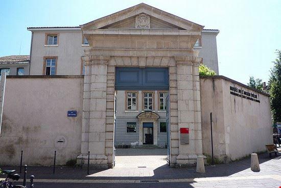Musée de l'Ancien Évêché à Grenoble