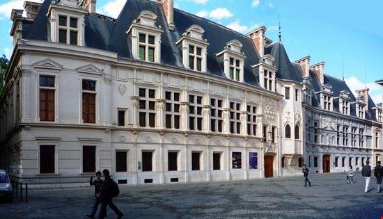 Ancien Palais du Parlement, parlement du Dauphiné à Grenoble
