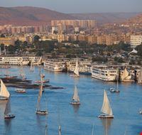 Assouan en Egypte