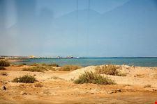 Port Safaga en Egypte