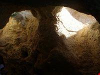 """Interno grotta detta """"a due occhi"""""""