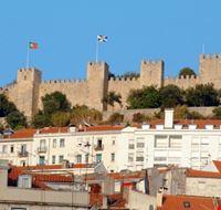 47545 lisbonne chateau saint-georges castelo de sao jorge- a lisbonne
