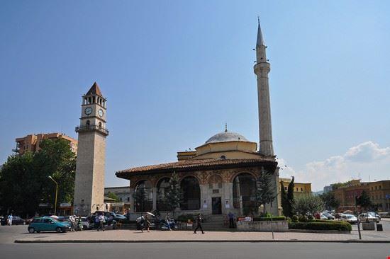 Moschea e Torre dell'orologio
