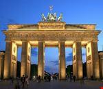 berlin porte de brandebourg a berlin allemagne