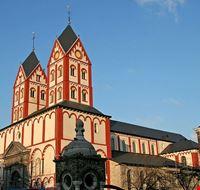 liege collegiale de saint barthelemy a liege belgique
