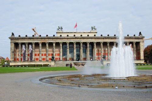 Altes Museum ( Vieux Musée) à Berlin