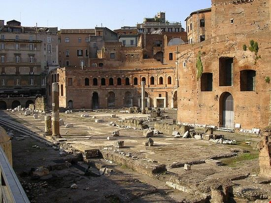 47655 roma mercati traianei