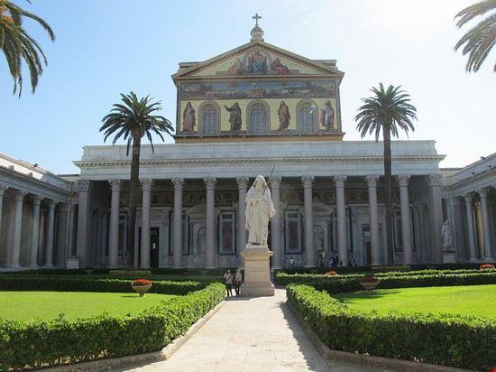 47662 roma basilica di san paolo fuori le mura