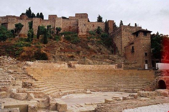 47714 malaga alcazaba