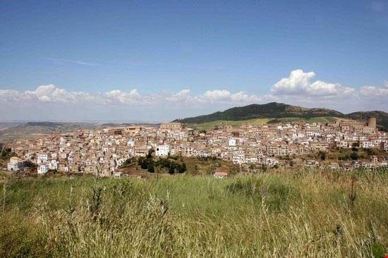 Panorama del centro storico