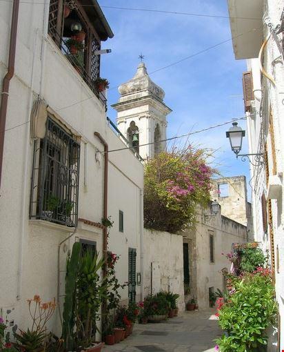 Polignano a Mare, centro storico