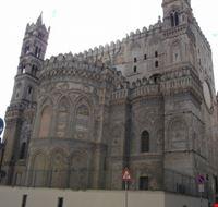 47831 abside della cattedrale palermo