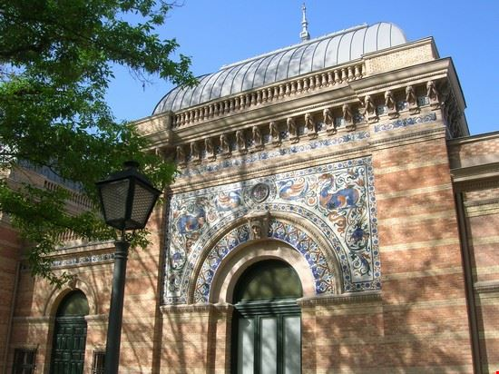madrid palacio de velazquez madrid