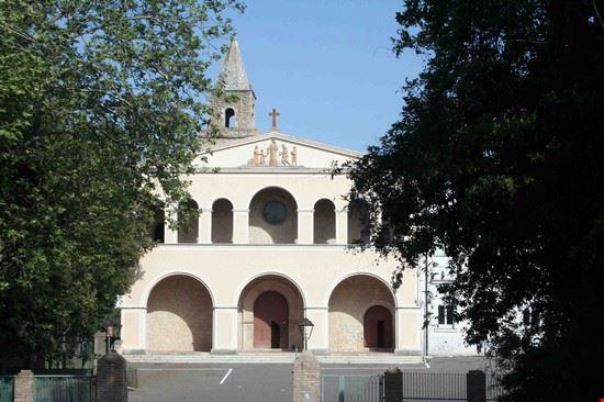Chiesa e convento di S. Antonio di Padova