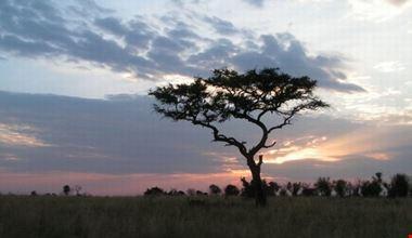 tsavo ovest tramonto