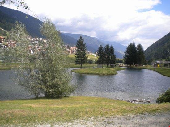 Foto laghetti di san leonardo a vermiglio 550x412 for Immagini di laghetti