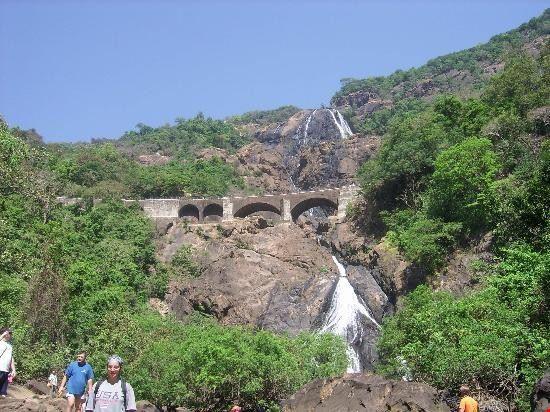 Dhudhsagar Waterfall