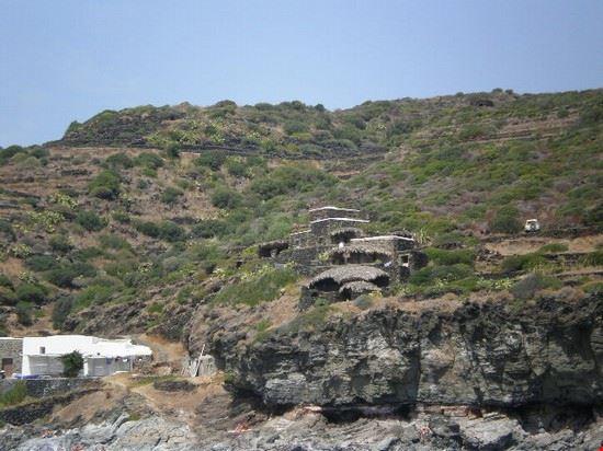 pantelleria, le grotte