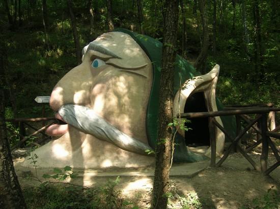 Foto grotta nel bosco degli gnomi a bagno di romagna - Eventi bagno di romagna ...