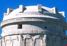 Mausoleo di Teodorico cupola