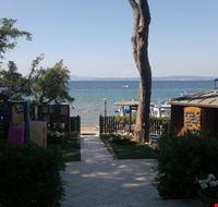 Punta Ala -angolo della spiaggia