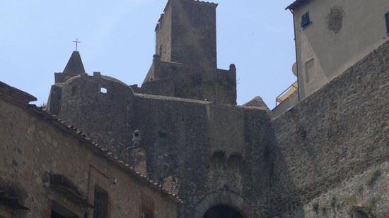 48489 torre nel centro storico castiglione della pescaia