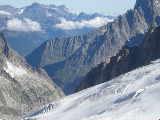 Punta Helbronner 3.462 mt - Monte Bianco