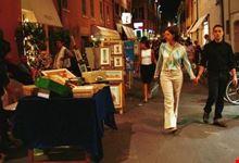 Ravenna di sera