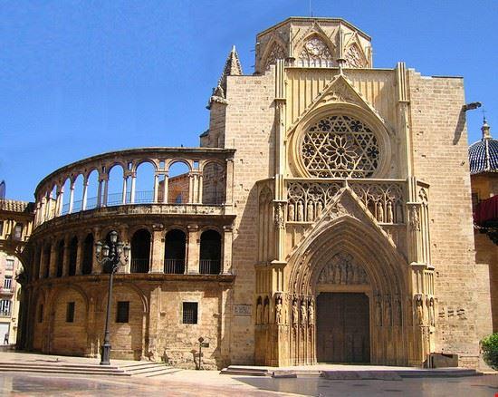 48727 valence cathedrale sainte-marie de valence catedral de santa maria de valencia
