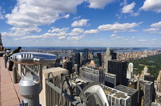 Capodanno a New York: Top of the Rock