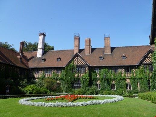 castello cecilienhof potsdam