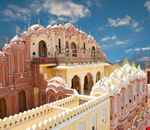 jaipur jaipur dans le rajasthan en inde hawa mahal