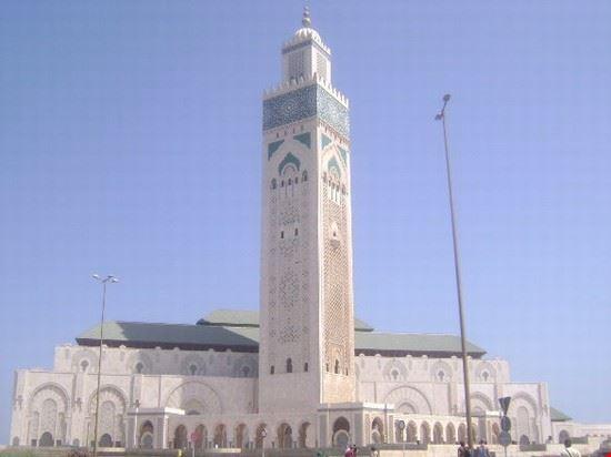 la moschea casablanca