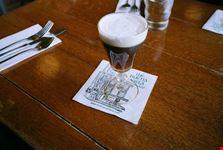 L'Irish Coffee del Buena Vista Cafè