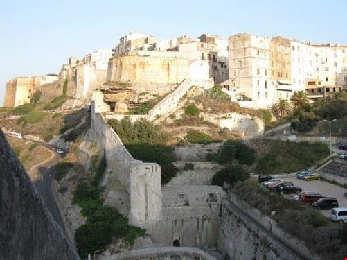 Vista del centro storico