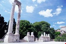 arles theatre romain a arles